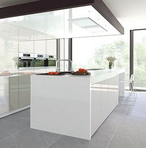 A favourite with customers – kitchens in an elegant high-gloss look